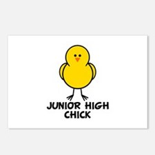 Junior High Chick Postcards (Package of 8)
