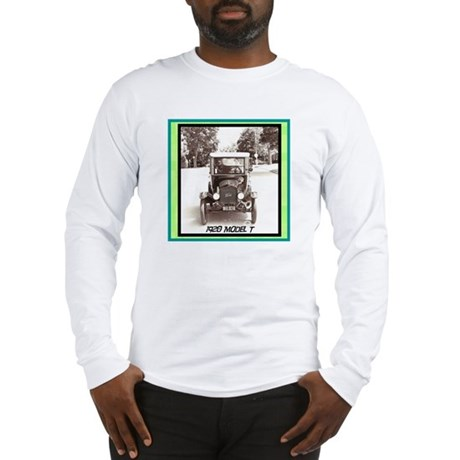 """1920 Model T"" Long Sleeve T-Shirt"
