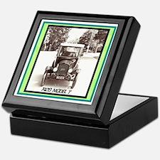 """1920 Model T"" Keepsake Box"