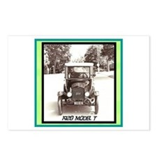 """1920 Model T"" Postcards (Package of 8)"