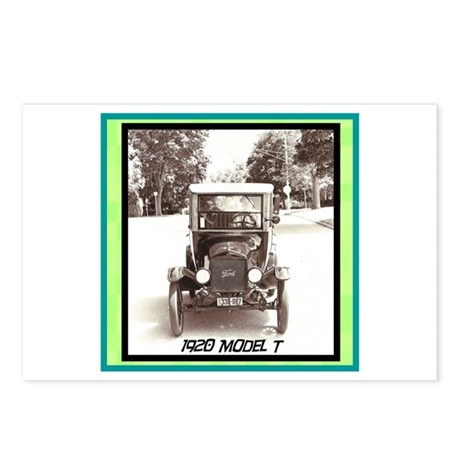 """""""1920 Model T"""" Postcards (Package of 8)"""