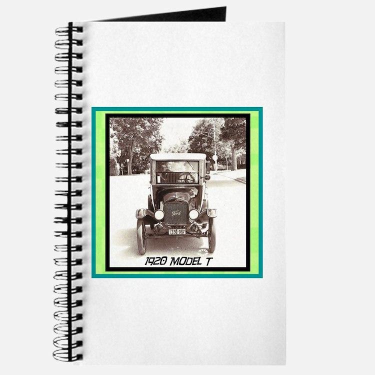 """""""1920 Model T"""" Journal"""