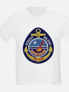 USS ROBERT L. WILSON T-Shirt