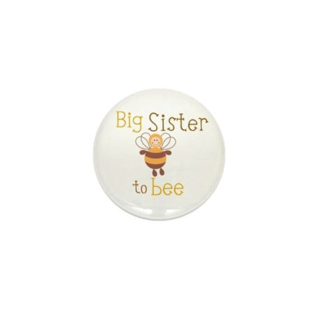 Big Sister Mini Button