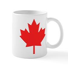 Big A** Maple Leaf Small Mugs
