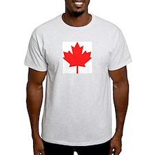 Big A** Maple Leaf T-Shirt