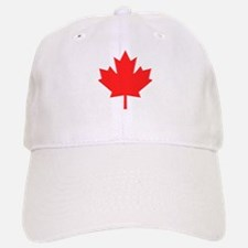 Big A** Maple Leaf Baseball Baseball Cap