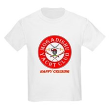 Mogadishu Yacht Club Kids T-Shirt