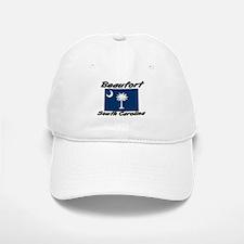 Beaufort South Carolina Baseball Baseball Cap