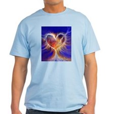 Heart of passion and fire T-Shirt