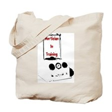Mortician Tote Bag