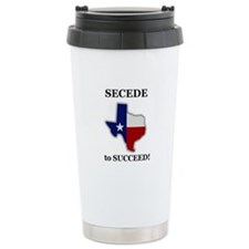 Secede to Succeed Travel Mug