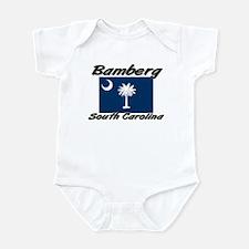 Bamberg South Carolina Infant Bodysuit