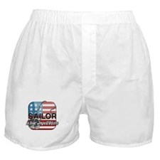 Sailor is how I spell Hero Boxer Shorts
