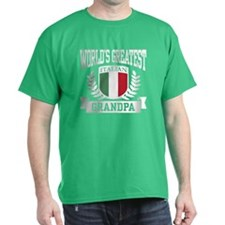 World's Greatest Italian Grandpa T-Shirt