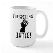 Bad Spellers Mug