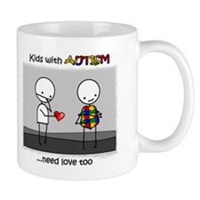 Kids With Autism Mug