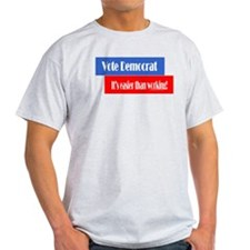 Vote Democrat T-Shirt