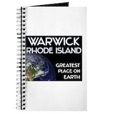warwick rhode island - greatest place on earth Jou