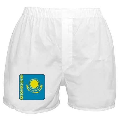 Kazakhstan Boxer Shorts