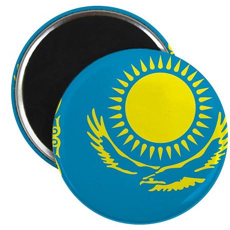 """Kazakhstan 2.25"""" Magnet (10 pack)"""