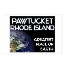 pawtucket rhode island - greatest place on earth P
