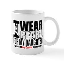 Lung Cancer Daughter Mug