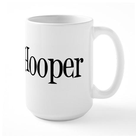 Mrs. Hooper Large Mug