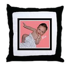 Hailey 2005 Throw Pillow