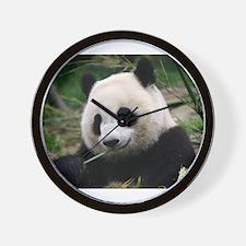 Unique Panda Wall Clock