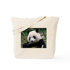 Cute Giant panda Tote Bag