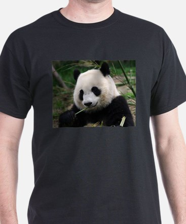 panda_eating T-Shirt