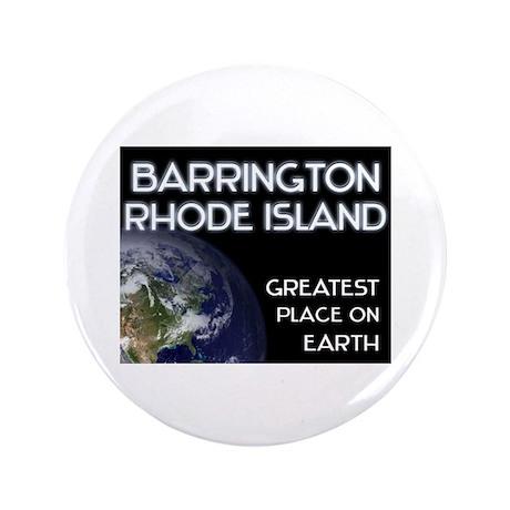 barrington rhode island - greatest place on earth