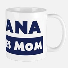 Joana Loves Mom Mug