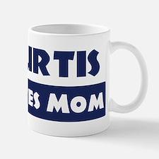 Kurtis Loves Mom Mug