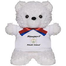 Newport Rhode Island Teddy Bear