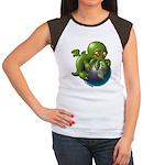 Mediaminer anime style Women's Cap Sleeve T-Shirt