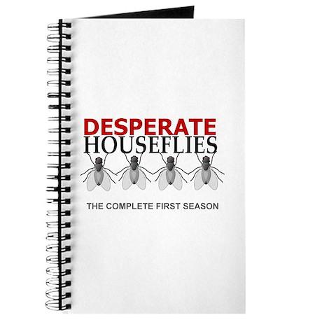 Desperate Houseflies Journal