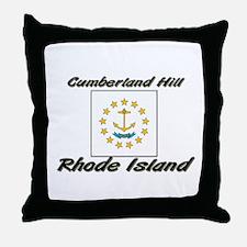 Cumberland Hill Rhode Island Throw Pillow