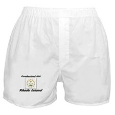 Cumberland Hill Rhode Island Boxer Shorts