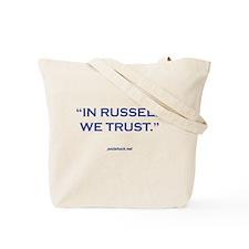 Funny Catchphrase Tote Bag