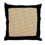 Sesame Eye Throw Pillow