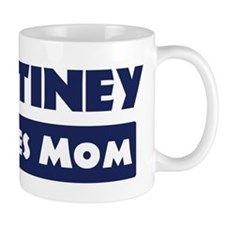 Destiney Loves Mom Mug