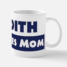 Edith Loves Mom Mug
