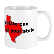 My state can beat up your sta Mug