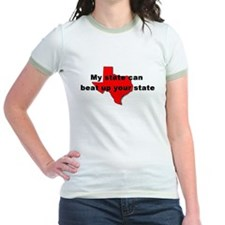 My state can beat up your sta T
