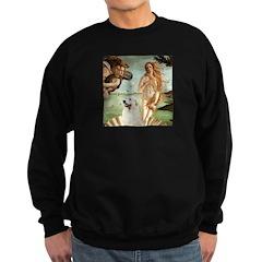 Venus / Great Pyrenees Sweatshirt (dark)