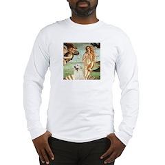 Venus / Great Pyrenees Long Sleeve T-Shirt
