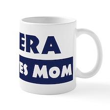 Ciera Loves Mom Mug