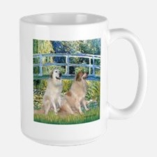 Bridge / Great Pyrenees (2) Mug